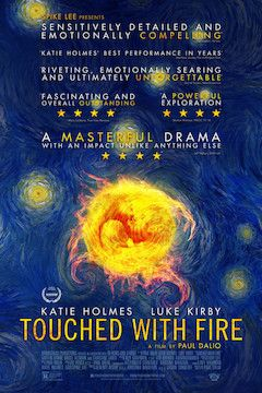 Touched With Fire movie poster.
