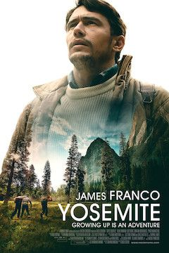 Poster for the movie Yosemite