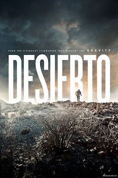 Desierto movie poster.