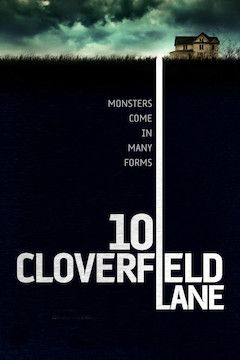 10 Cloverfield Lane movie poster.