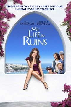 My Life in Ruins movie poster.