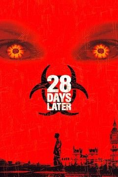 28 Days Later movie poster.