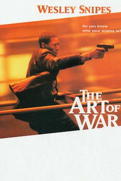 Poster for the movie The Art of War