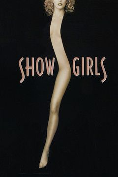 Showgirls movie poster.