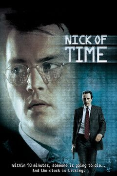 Nick of Time movie poster.