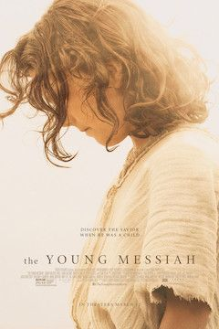 The Young Messiah movie poster.