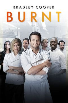 Burnt movie poster.