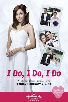 I Do, I Do, I Do movie poster.