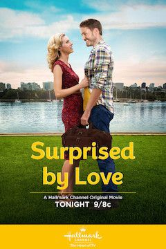 Surprised by Love movie poster.