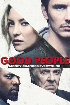 Good People movie poster.