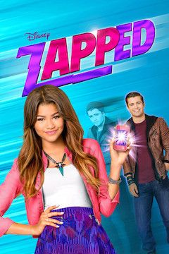 Zapped movie poster.