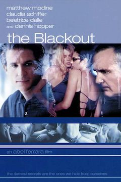The Blackout movie poster.