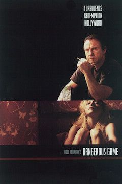 Dangerous Game movie poster.