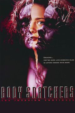 Body Snatchers movie poster.