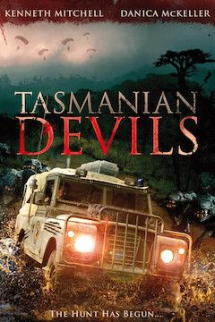 Tasmanian Devils movie poster.