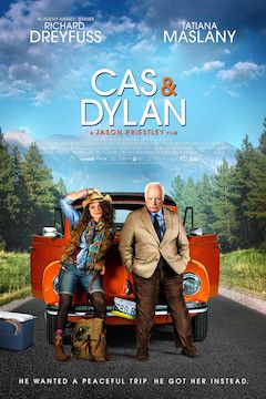 Cas and Dylan movie poster.
