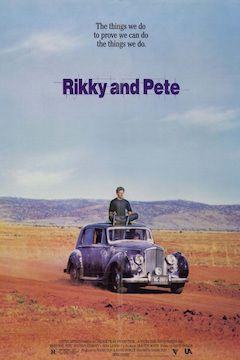 Rikky and Pete movie poster.