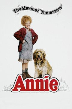 Annie movie poster.