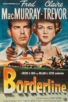 Borderline movie poster.
