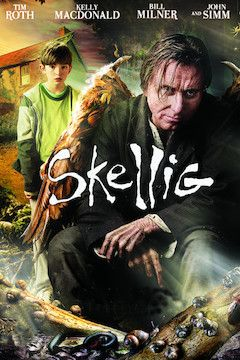 Skellig movie poster.