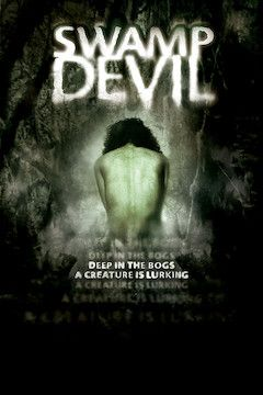Swamp Devil movie poster.