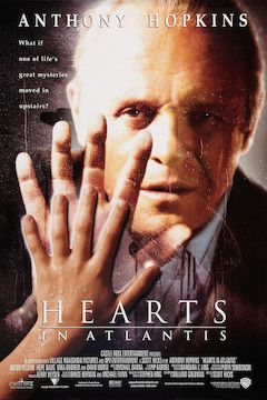 Hearts in Atlantis movie poster.