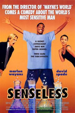 Senseless movie poster.