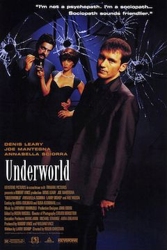 Underworld movie poster.