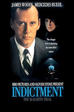 Indictment: The McMartin Trial movie poster.