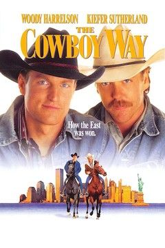 The Cowboy Way movie poster.