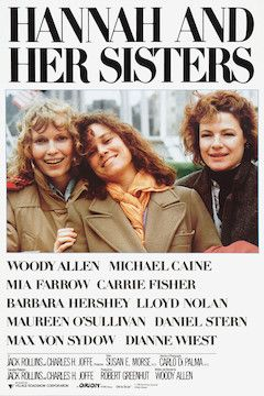 Poster for the movie Hannah and Her Sisters