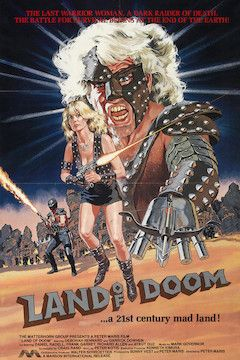 Land of Doom movie poster.