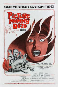 Picture Mommy Dead movie poster.