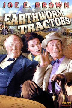 Poster for the movie Earthworm Tractors