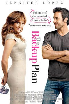 The Back-Up Plan movie poster.