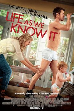 Life as We Know It movie poster.
