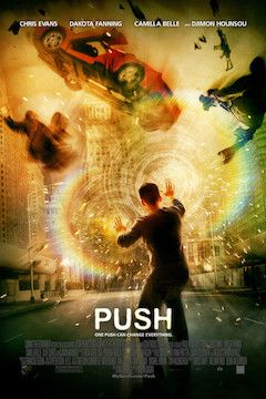 Poster for the movie Push