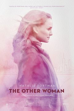 The Other Woman movie poster.