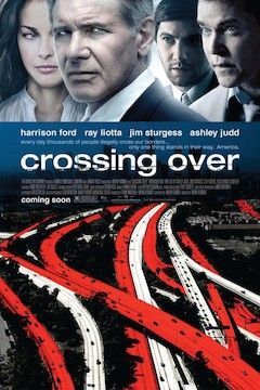 Poster for the movie Crossing Over