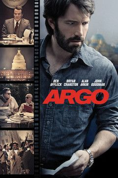 Poster for the movie Argo