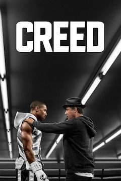 Creed movie poster.