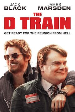 The D Train movie poster.