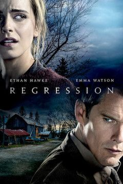 Regression movie poster.