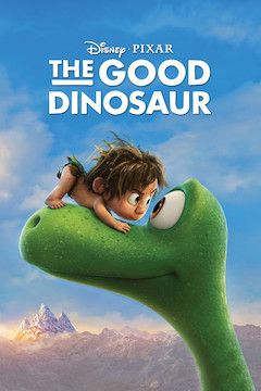 The Good Dinosaur movie poster.