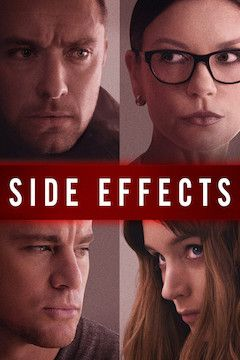 Side Effects movie poster.