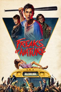 Freaks of Nature movie poster.