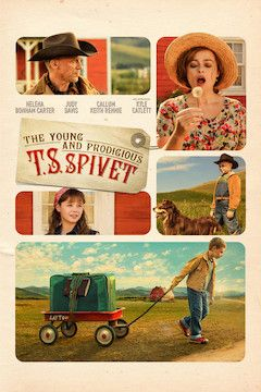 The Young and Prodigious T.S. Spivet movie poster.