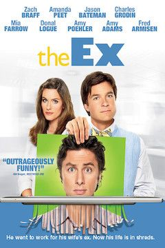 The Ex movie poster.