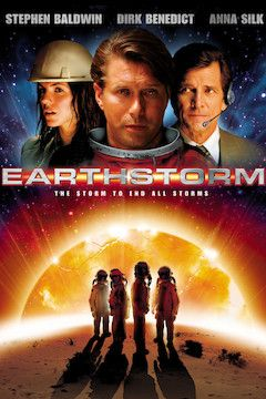 Earthstorm movie poster.