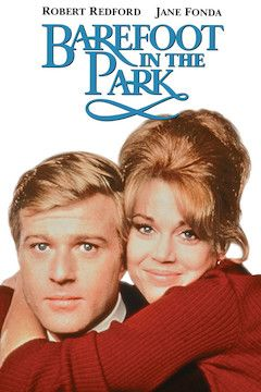 Barefoot in the Park movie poster.